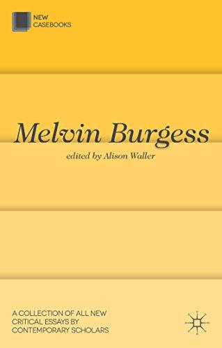 Melvin Burgess (New Casebooks) (English Edition)