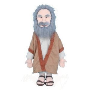 Moses Plush (Moses Deluxe Christian Full Body Puppet)