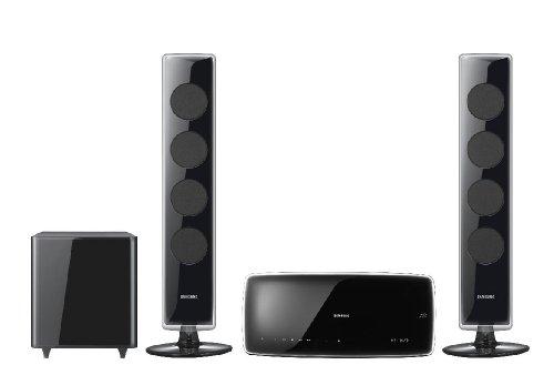 Samsung HT-BD7200 Bluetooth Speaker Bar Home Theater System (Black)