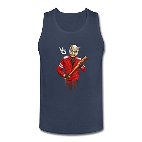 BHFPB Owl Mask Hoodini Vanoss Gaming Vest Tank Top For Men