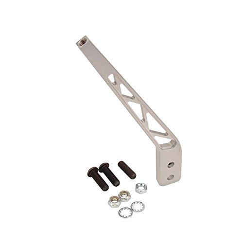 Billet Door Handle Bezels (Clayton SH-202-10 10in Grey Shifter Handle, 1 Pack)