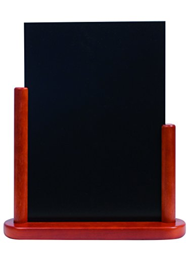 American Metalcraft ELEMLA Table Top Boards, Large, Mahogany by American Metalcraft