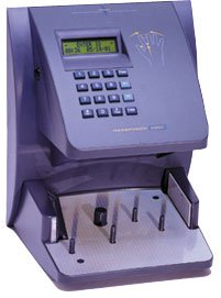 Schlage Biometric Hand Punch HP 3000 TCP/IP (Ethernet) Employee Payroll Time Clock (SAME DAY FREE UPS GROUND SHIPPING FROM TIME MASTERS ORDER TODAY BEFORE 4:00pm PST) (Ground Shipping Time)