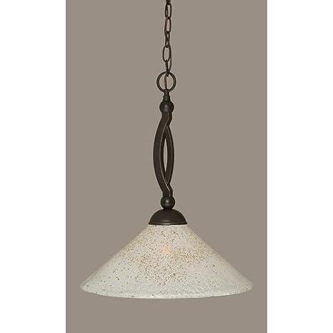 Amazon.com: Oro Hielo lámpara de techo colgante: Home ...