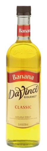 DaVinci Banana Syrup 750 Ml by DaVinci ()