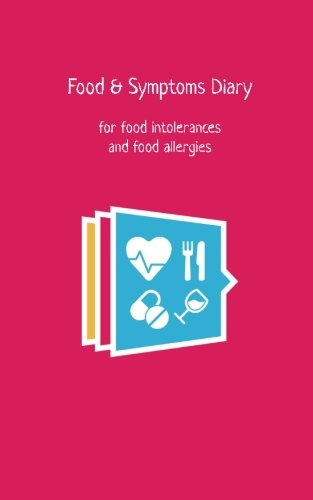 fructose+health Products : Food and Symptoms Diary (pink cover)