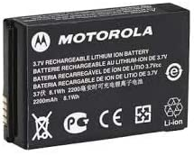 Motorola PMNN4468 Li-Ion 2300 mAh 3.7V Battery for SL300 TLK100