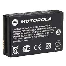 Motorola PMNN4468 Li-Ion 2300 mAh 3.7V Battery for SL300 TLK100 ()