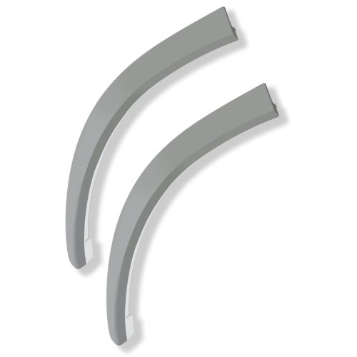 New Metro Beaterblade Replacement Blades for Beaterblade H-20, Set Of 2