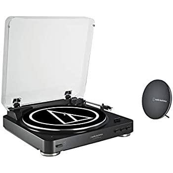 Amazon.com: Audio Technica AT-LP60WH-BT Fully Automatic ...