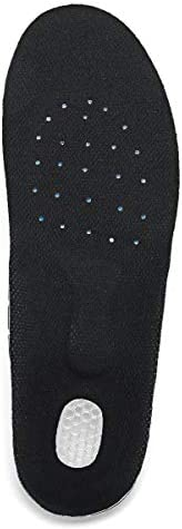 35-40 Größe Herren Damen Fashion Silicagel Einlegesohle EVA Polsterung Einlegesohle Orthopädische Sport Laufschuhe Einlegesohlen