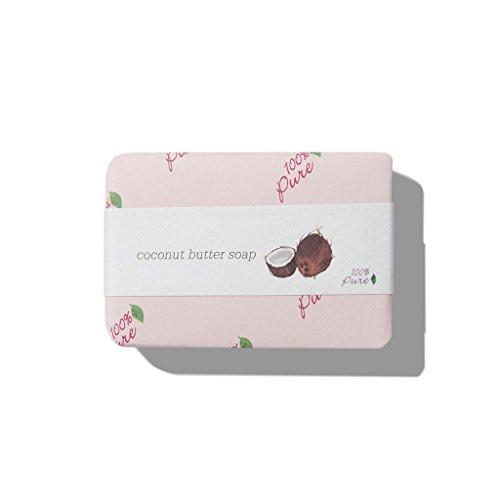 100% Pure Coconut Butter Soap