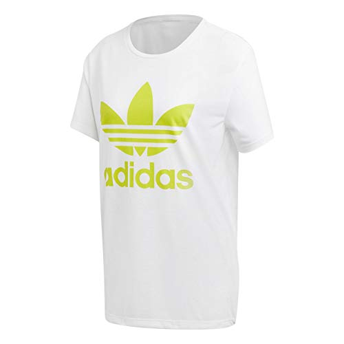 Ce4192 Adidas Blanco Corta Para Mujer Manga De Camiseta dFqrF