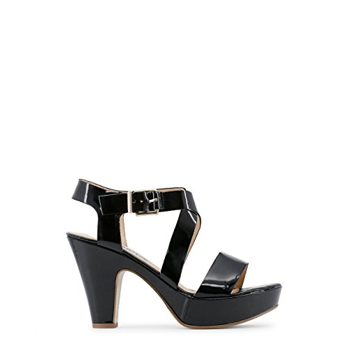 X003316 Sandales Noir Femme Toscani Arnaldo 5Pwxvq0P
