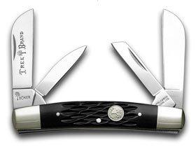 Boker 110722 Ts Congress Pocket Knife, Black