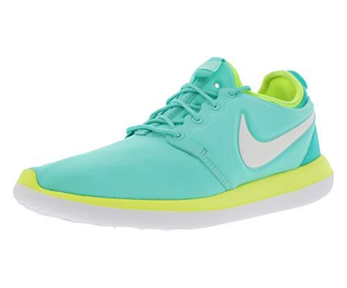 Nike Roshe 2 Big Kids' Shoes Hyper Turquoise/Metallic Summit White-Volt 844655-300 (7 M US)