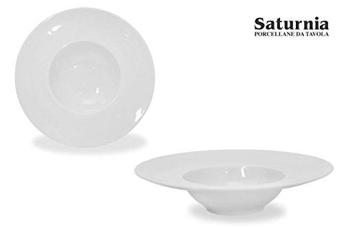 Piatto Saturnia K-Bowl Fondo Cm 27,5