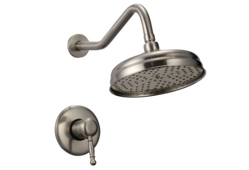 AquaOne MountedBath Faucet Brushed Finish product image