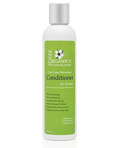 Thick & Nutrient Rich pH Balanced Conditioner – PREVENT HAIR LOSS, Reduces Itching, Dryness, Frizz, Thinning and Breaking – LOVE YOUR HAIR AGAIN!