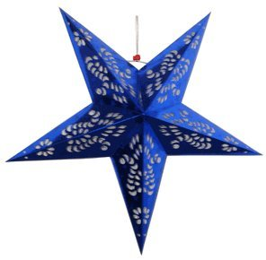 Just-Artifacts-Star-Paper-Lantern-24-Blue-Color-Just-Artifacts-Brand