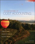 Cost Accounting, 3rd edition.[Hardcover,2010]