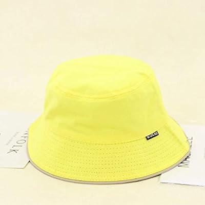 kyprx Gorras de béisbol para Hombres Sombreros de Cubo de béisbol ...