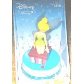 Disney Tinkerbell Tabletop Musical Spinner