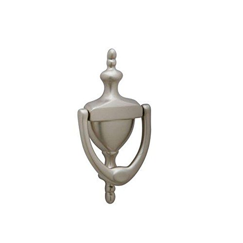 SCHLAGE Builders Hardware CP2-3125-619 Door Knocker, Satin Nickel