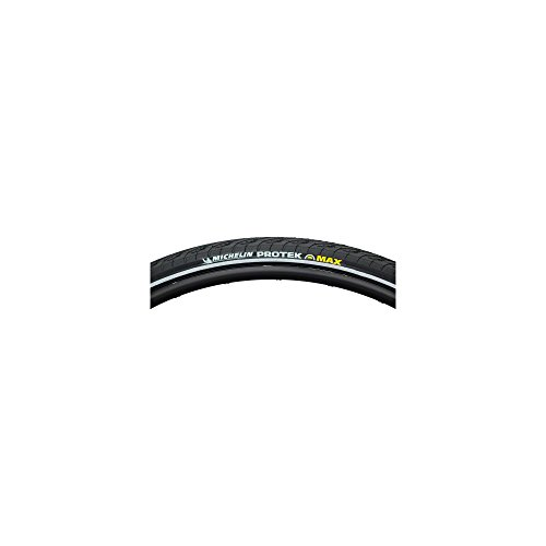 Michelin Bicycle Tires - MICHELIN Protek Max Bicycle Tire, Black, 700 x 35cm