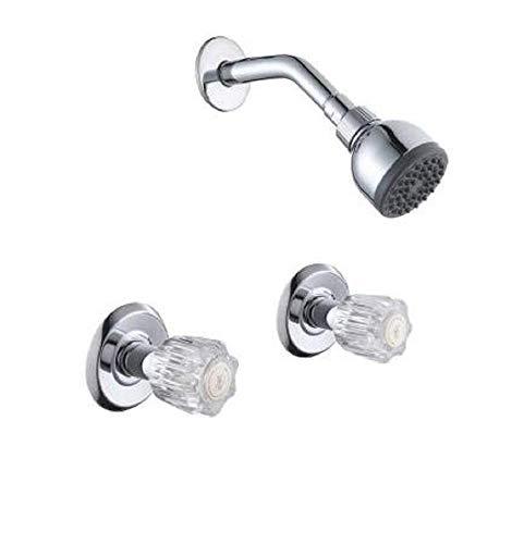 aragon 2 handle 1 shower