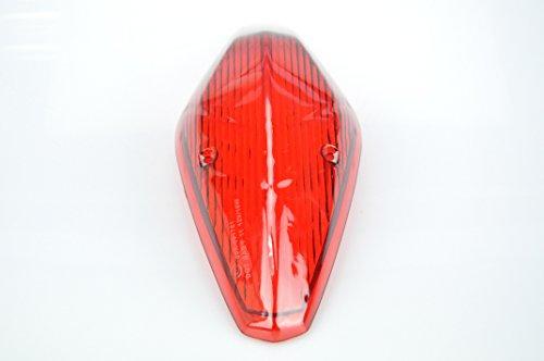 Bright2wheels Led Taillight Red Lens for Honda VTX 1300/1800 RETRO,1800T