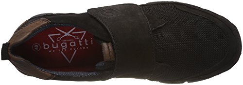 Bugatti Men's 321467641569 Loafers Black (Black / Black 1010) z1fuje