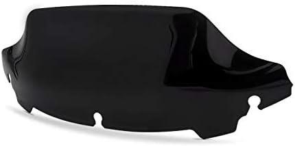 Parabrezza 7 per Harley-Davidson Electra-Street Glide 14-20 nero