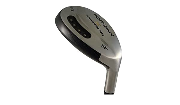 Forgan Golf K Series Steel Hybrid Rescue Club - Mens Left ...