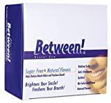 baking soda gum - Between! Dental Gum Sugar Free Cool Mint 12 Pack(S)
