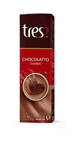 Cápsula Chocolatto Três Corações Delicioso