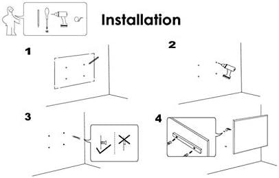 600 W grafiet kachels muur lage energie HD beeldkwaliteit Home and Office radiator 600 x 1000 mm Picture-Panel Efficiënte verwarming