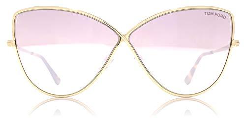 tom ford gold sunglasses - 7