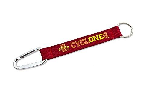 NCAA Iowa State Cyclones Carabiner Lanyard Keyring