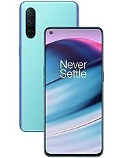 OnePlus Nord CE 5G 8GB RAM 128GB SIM-fri Smartphone med trippla kameror och Dual SIM - 2 års garanti - Blue Void