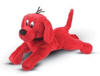 Douglas Cuddle Toys Clifford Small Lying