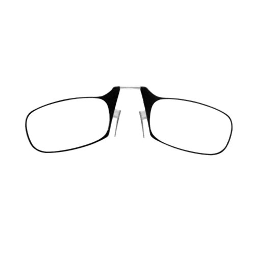 FBlue Mini Clip Nose Optics Wallet Reading Glasses Portable Thin Frame Glass Presbyopic Glasses For Old People