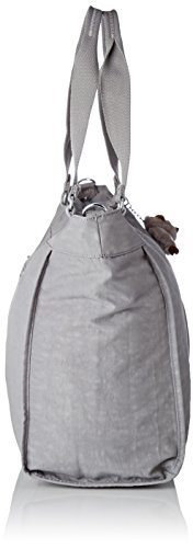 Shopper body Bag New Clouded Sky Cross Female Grey Kipling L qEUgga