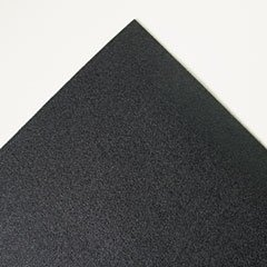 Safety-Walk Cushion Mat, Antifatigue & Antimicrobial, Vinyl, 36 X 60, Black By: 3M