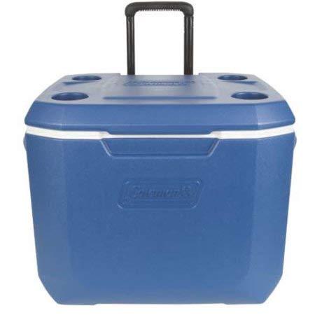 Coleman 50 Quart Cooler (Blue)