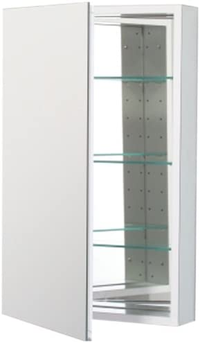 Robern PLM2030WRE Pl-Series Right-Side Flat Mirror Medicine Cabinet