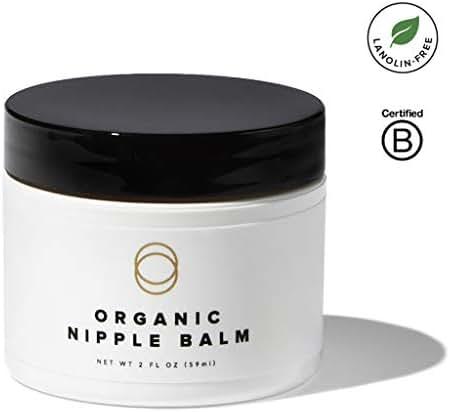 Nipple Cream: Cora Organic Nipple Balm