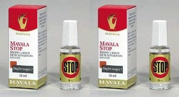 Mavala Stop for Nail Biting and Thumb Sucking, 0.3 Fl Oz each (Pack of 2)