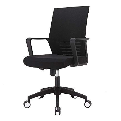 ZXL mitten av ryggen stor ergonomisk kontor ländrygg stöd nät dator skrivbord uppgift stol med armstöd
