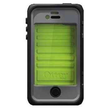 buy popular f0f99 3a9d8 Amazon.com: OtterBox Armor Series Waterproof Case for iPhone 4/4S ...